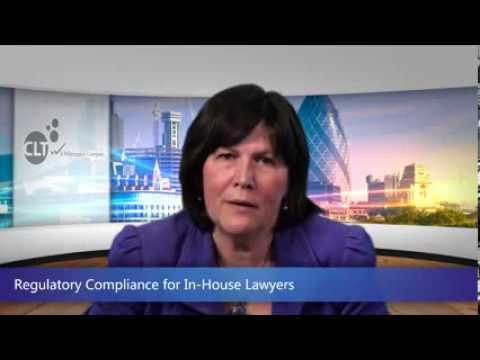 Regulatory Compliance for In-House Lawyers - On-demand