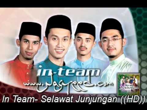 In Team- Selawat Junjungan ((HD)) by SET MUSIC INTERTAINMENT