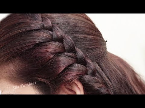 How to Do Braid Hairstyle for Long Hair 2018