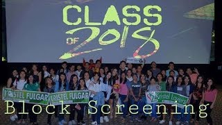 Special blockscreening of Kristelovers and Kristellers for Class of...