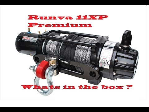 11xp_Runva 11XP Premium Unbox and comparison to 11XP and EWX9500 - YouTube