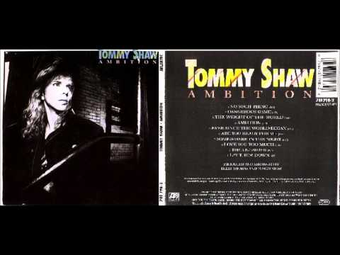 Tommy Shaw - Ambition (Full Album 1987)