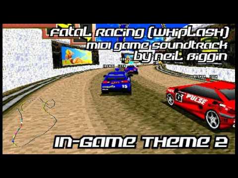 Whiplash/Fatal Racing (MIDI) Soundtrack - In-Game Theme 2