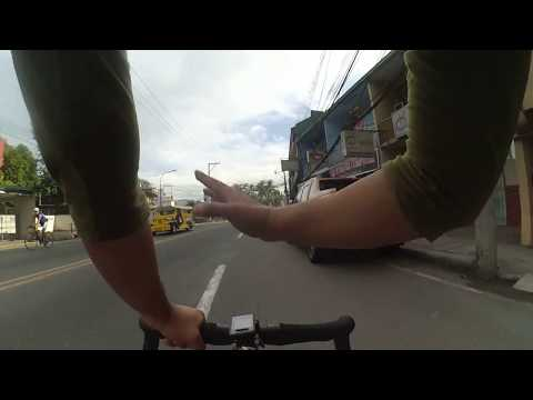 Nov 1 olongapo fixed gear ride from harbor point to memorial cemetery. 720p @ 60fps