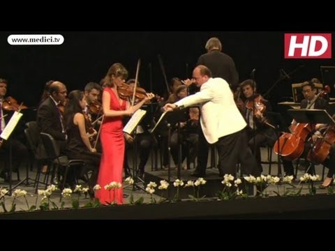 Bach Concerto for violin and oboe -  Lisa Batiashvili and François Leleux