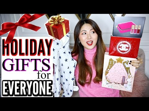 WHAT I BOUGHT FOR HER, HIM, HOME, KIDS & YOU 💕 | HOLIDAY GIFT IDEAS 2018 | CHARIS ❤️ thumbnail