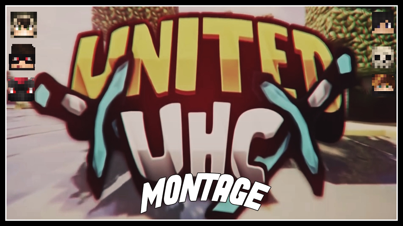 United UHC Montage S1 (First to make) - United UHC Montage S1 (First to make)