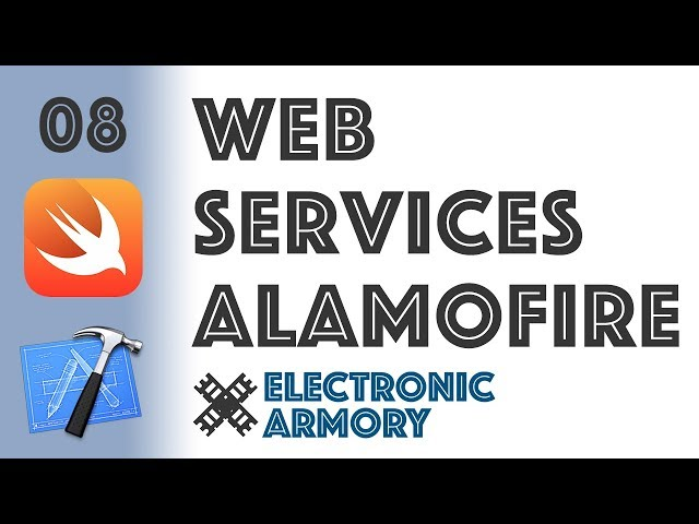 Web Services with Alamofire - iOS Development in Swift 4 - 08