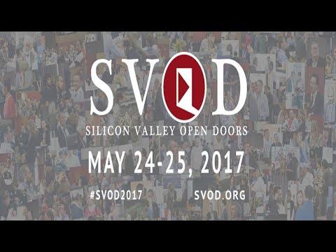 Silicon Valley Open Doors  24 мая 2017