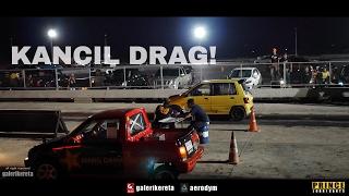 Perodua Kancil Drag Monster at Songkhla International Speedway 2017