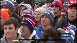 Mia Love Speech at the March For Life