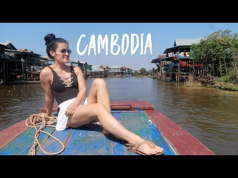 I COULDN'T BELIEVE MY EYES | CAMBODIA