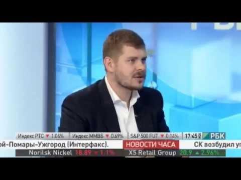 РБК ТВ: Краудфандинг как удачный стартап