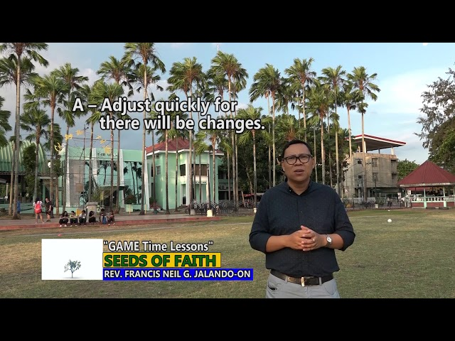 SEEDS OF FAITH  EPI 76 GAME Time Lessons