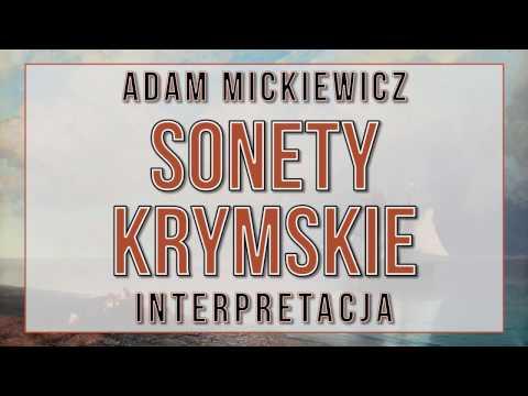 Sonety krymskie - interpretacja