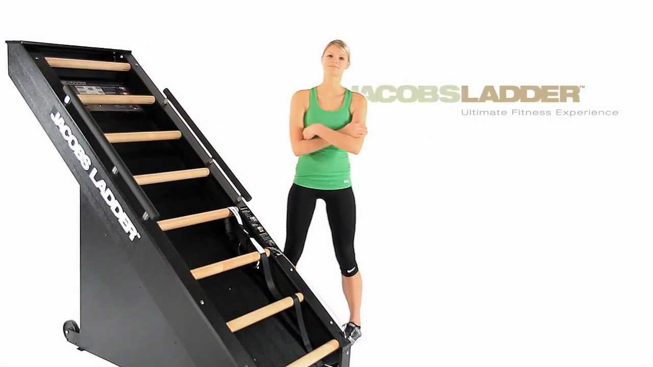 Jacobs Ladder - Ultimate Fitness Experience