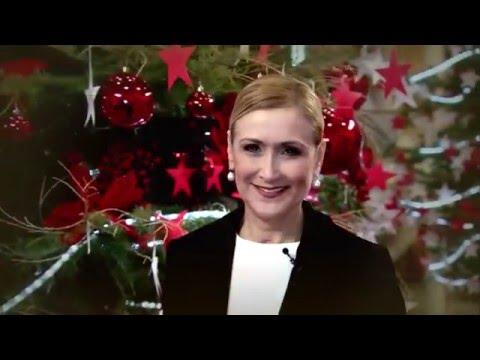 Mensaje de Navidad 2015 de la presidenta de la Comunidad de Madrid, Cristina Cifuentes