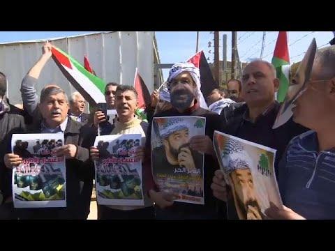 الجيش الإسرائيلي يفض مسيرة سلمية قرب رام الله بالرصاص وقنابل الغاز …  - نشر قبل 56 دقيقة