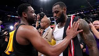 Three Things to Know: LeBron James and Dwyane Wade's friendship changed the NBA