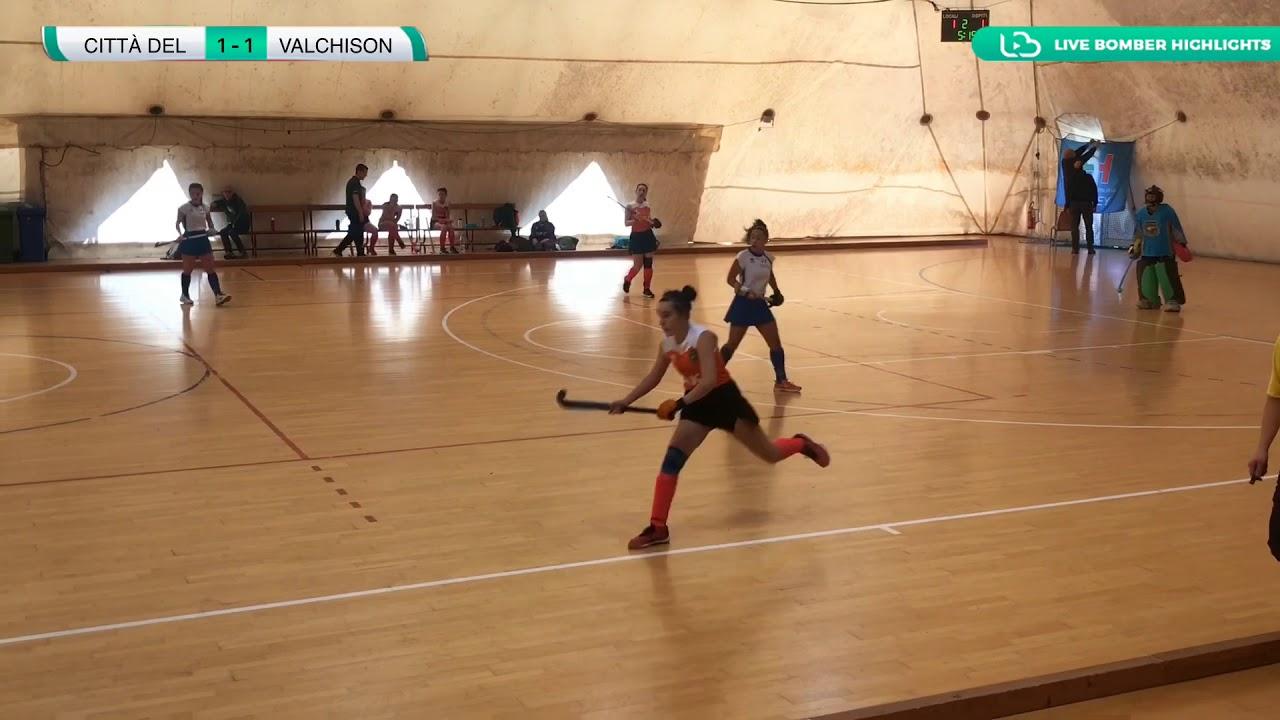 ???? Highlights #U21F #Indoor ~ Città del Tricolore vs Valchisone ????