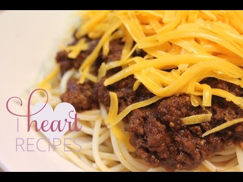 Cincinnati Chili: Mindless