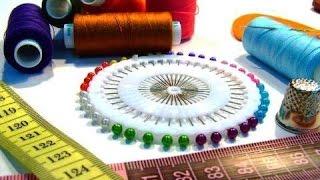 видео Топ-10: инструменты и аксессуары для начинающей швеи