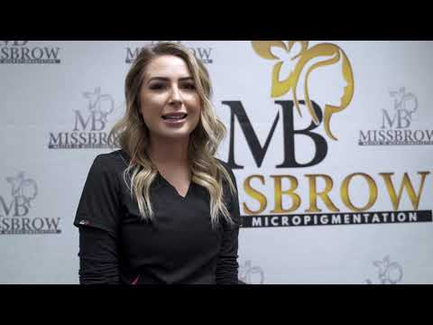 What our permanent Makeup Artist Say about Missbrow who had taken permanent makeup course.