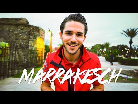 Taxifahrer schmeißt uns raus! | Marrakesch Vlog | Daniel Abt