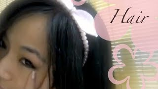 Diy: Meiiris' Bunny Ear Scrunchie & Headband Tutorial