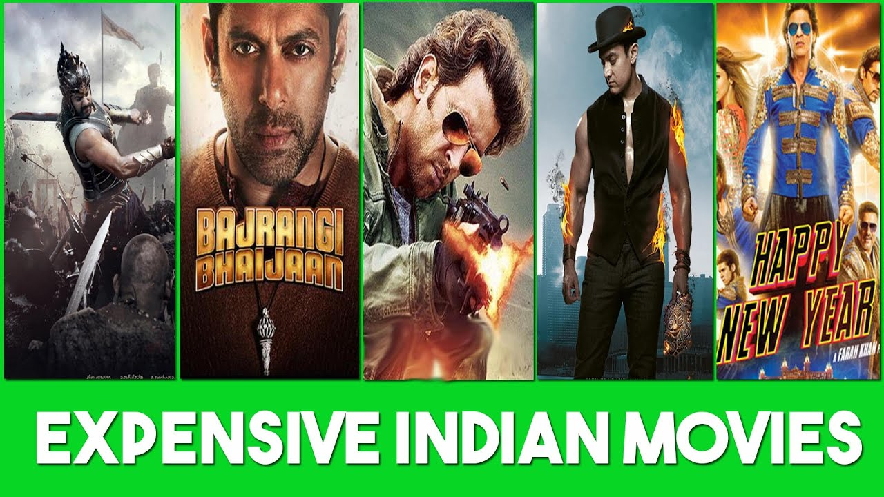 Top 10 most expensive Indian movies 2016 | High budget