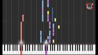 Plants vs Zombies - Night Level (Synthesia) ♫