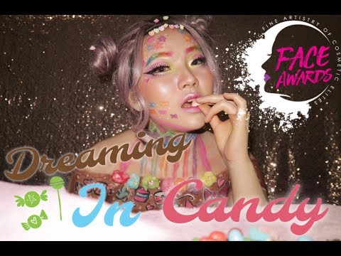 TOP 15 NYX FACE AWARDS INDONESIA | 2nd CHALLENGE 'DREAMING IN CANDY'