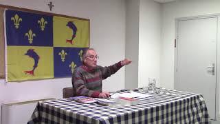Conférence débat sur l'immigration (mars 2019)