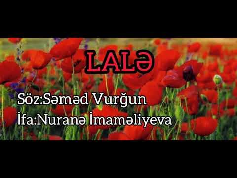 Səməd Vurğun-Lalə