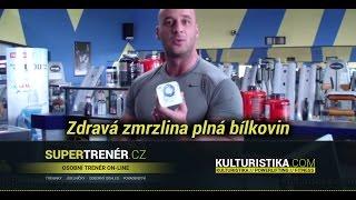 Supertrener.cz - Videolog - Zdravá zmrzlina plná bílkovin