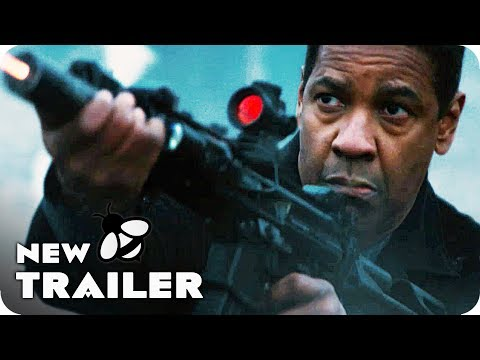 THE EQUALIZER 2 Trailer 2 (2018) Denzel Washington Movie