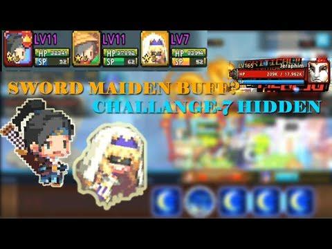 [Crusaders Quest] Sword Maiden Bugcase (?)