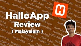 halloapp ( malayalam ) review | alternative for whatsapp and telegram screenshot 5