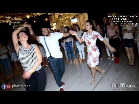 Carlos Espinosa [Dancing with Russians Ladies] @ Russian Bachata Festival 2017