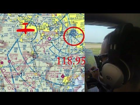 Ground School: Requesting VFR Flight Following before Departure