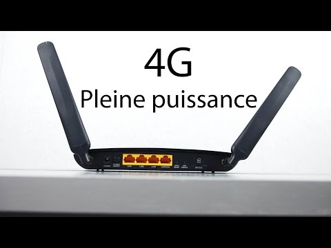 Un bon routeur 4G ! TP Link Archer MR200