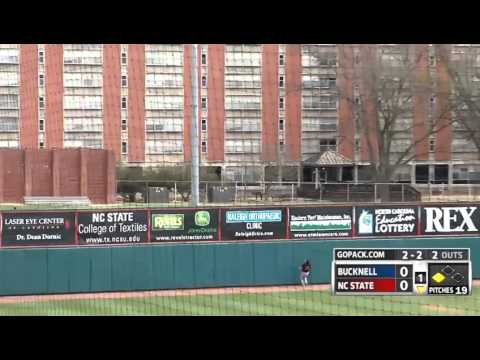 Chance Shepard HR vs. Bucknell
