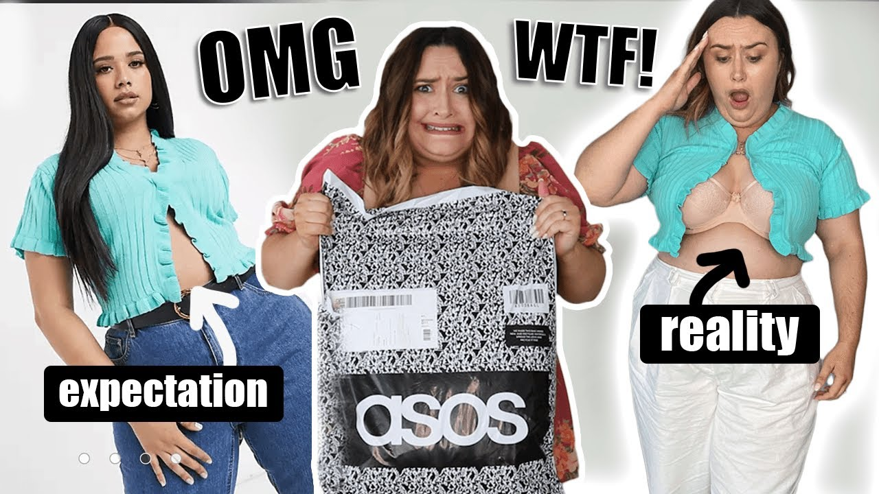 WHY DOES THIS KEEP HAPPENING ASOS!?  // Plus Size Asos Try On Haul 2021