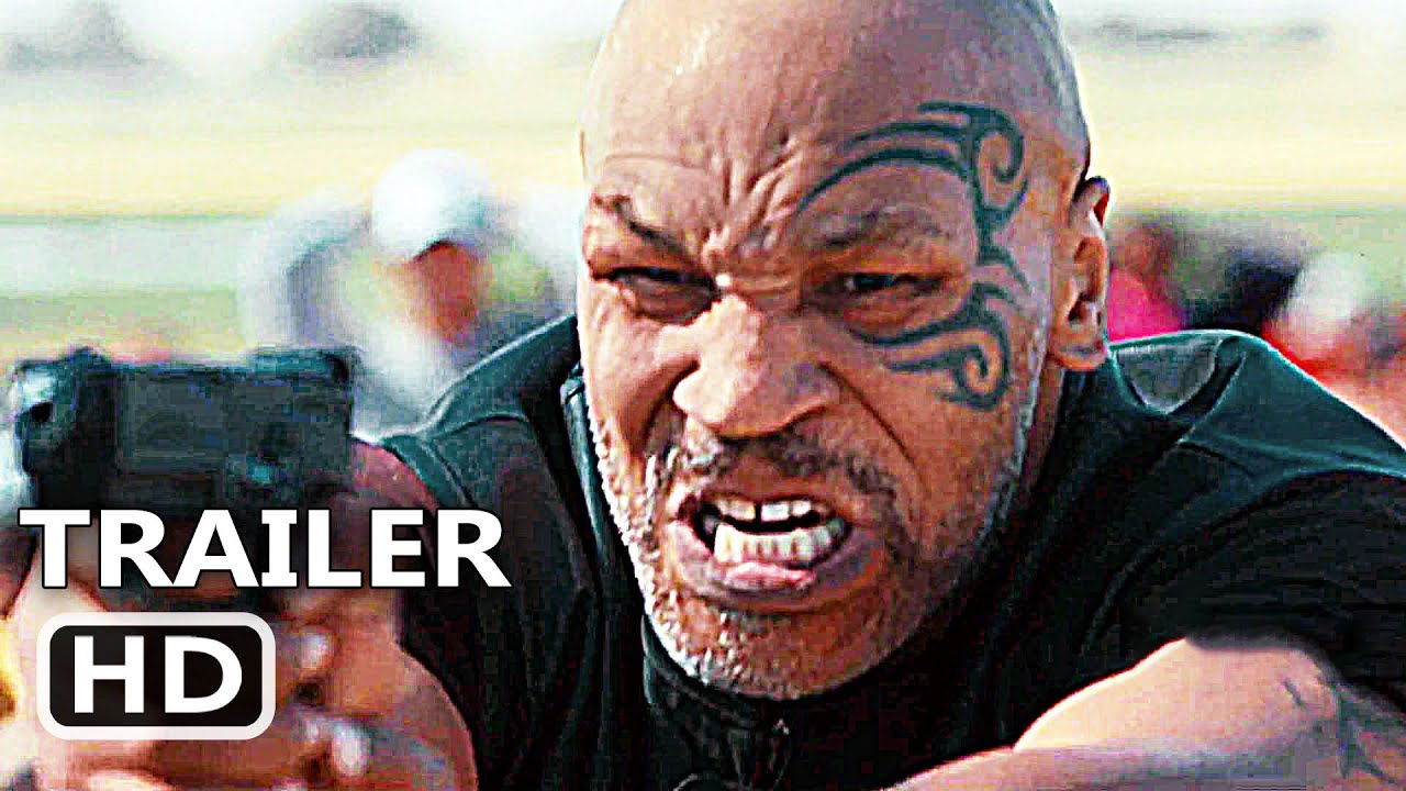 Download DESERT STRIKE Official Trailer (2021) Mike Tyson VS The Mountain, Action Movie HD
