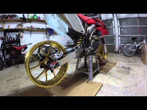 Project: Supermoto - Day 2