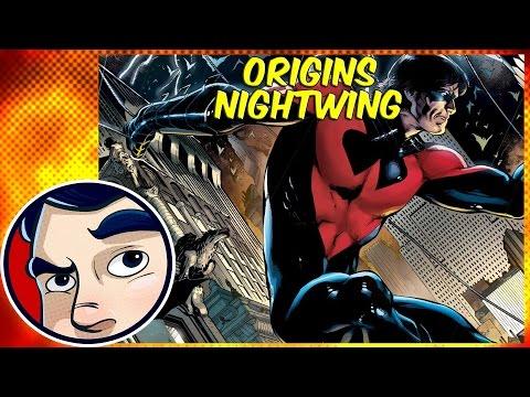 Grayson (Nightwing to Secret Agent Talk with Batman) - Origins