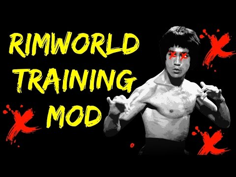 Rimworld Mod Guide: Misc Training Mod! Rimworld Mod Showcase