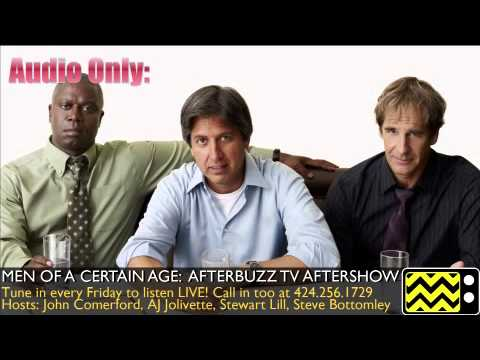 """Men of A Certain Age After Show  Season 2 Episode 10  """" Can't Let That Slide """"  I AfterBuzz TV"""