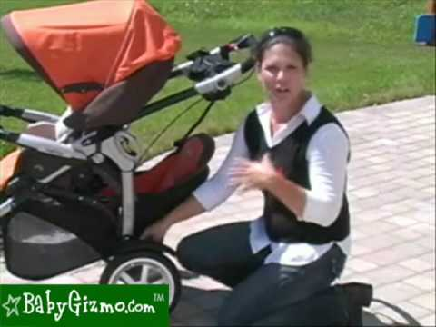 Baby Gizmo Peg Perego GT3 ForTwo Stroller Review