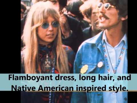 Hippies & The Counterculture Movement